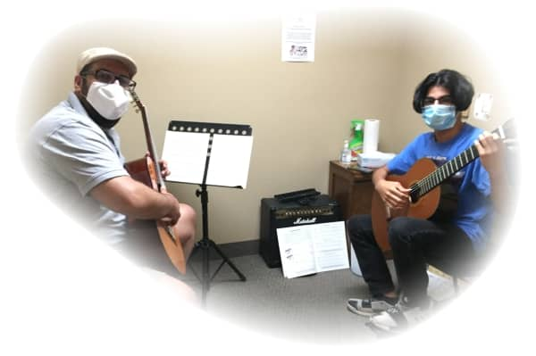 protection covid cours musique laval